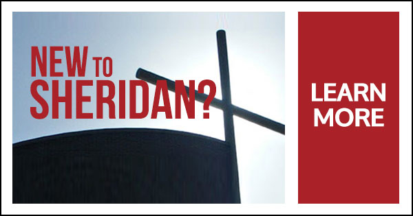 New to Sheridan? Learn More!