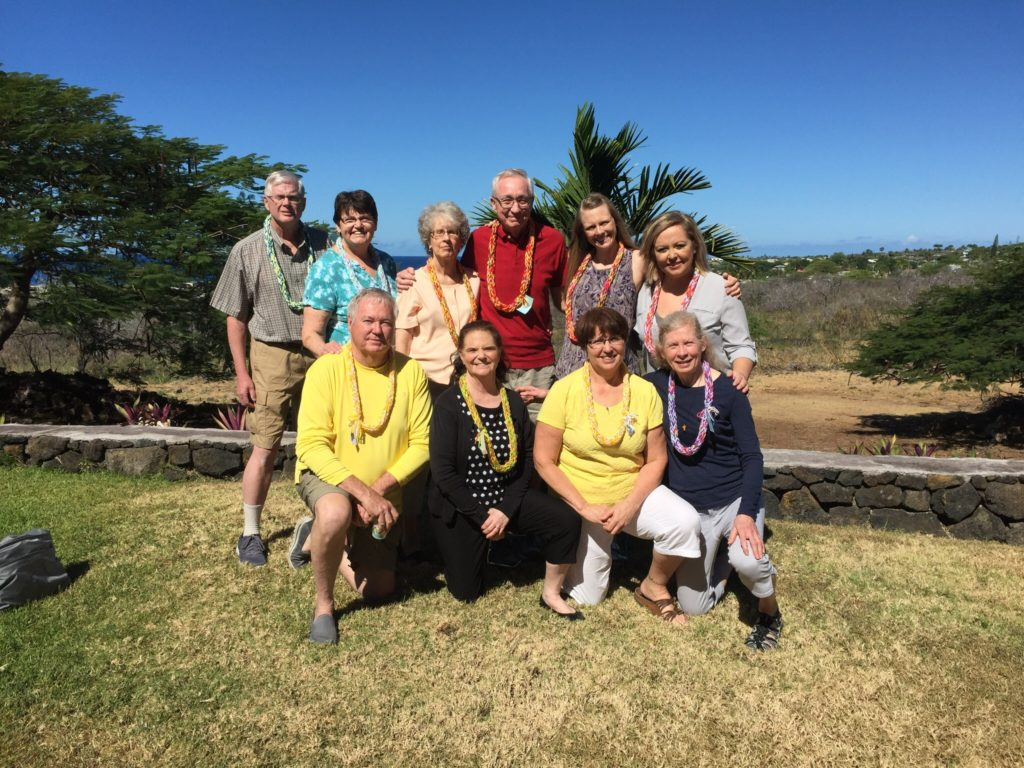 Hawaii Mission Team