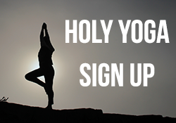 Holy Yoga Sign Up