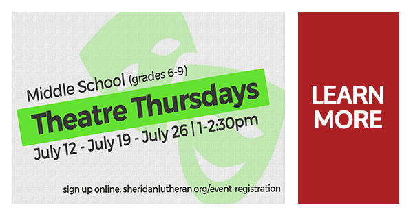 Learn more about Theatre Thursdays!