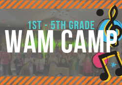 Register here for WAM Camp