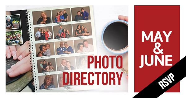 Get signed Up for our photo directory