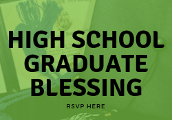 High School Graduate Blessing