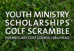 Youth Ministry Golf Scramble