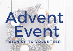 Advent Event Volunteers